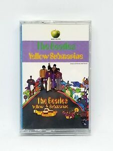 The Beatles Yellow Submarine new cassette Capitol Records C4-46445 USA 1992