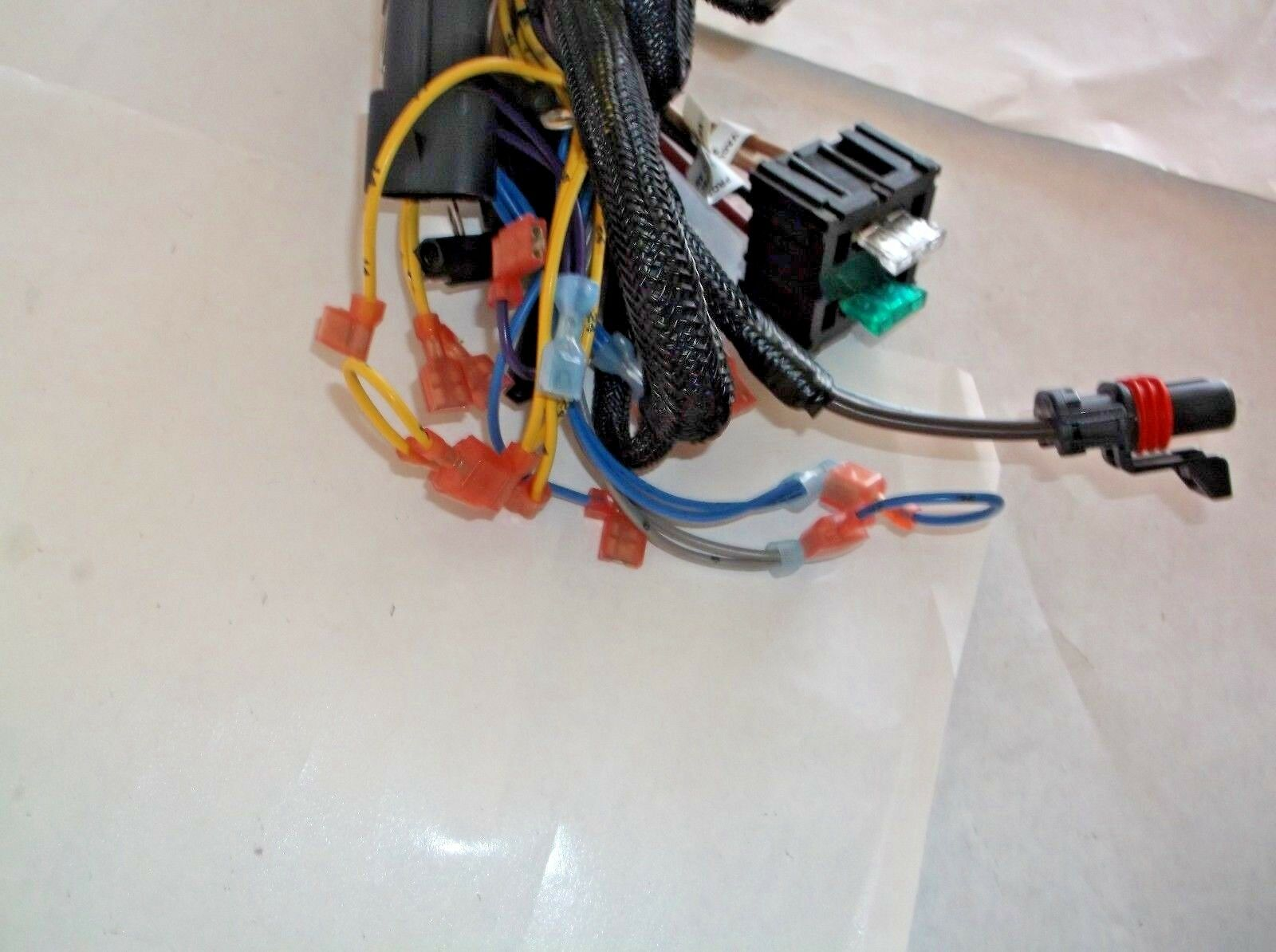 WIRE DRIVE HARNESS SS3 CONSOLE