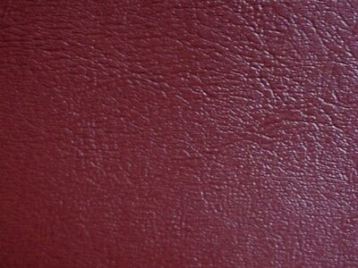 """Pewter Gray Leather Grain Upholstery Vinyl Fabric by the Roll 30 yards 54/"""" Wide"""