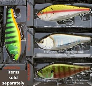 Vagabond-GLIDE-HUSTLER-swimbait-Bass-pike-muskie-fishing-lures