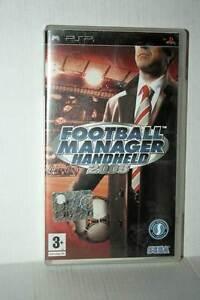 FOOTBALL-MANAGER-2008-GIOCO-USATO-OTTIMO-SONY-PSP-EDIZIONE-ITALIANA-GD1-42655