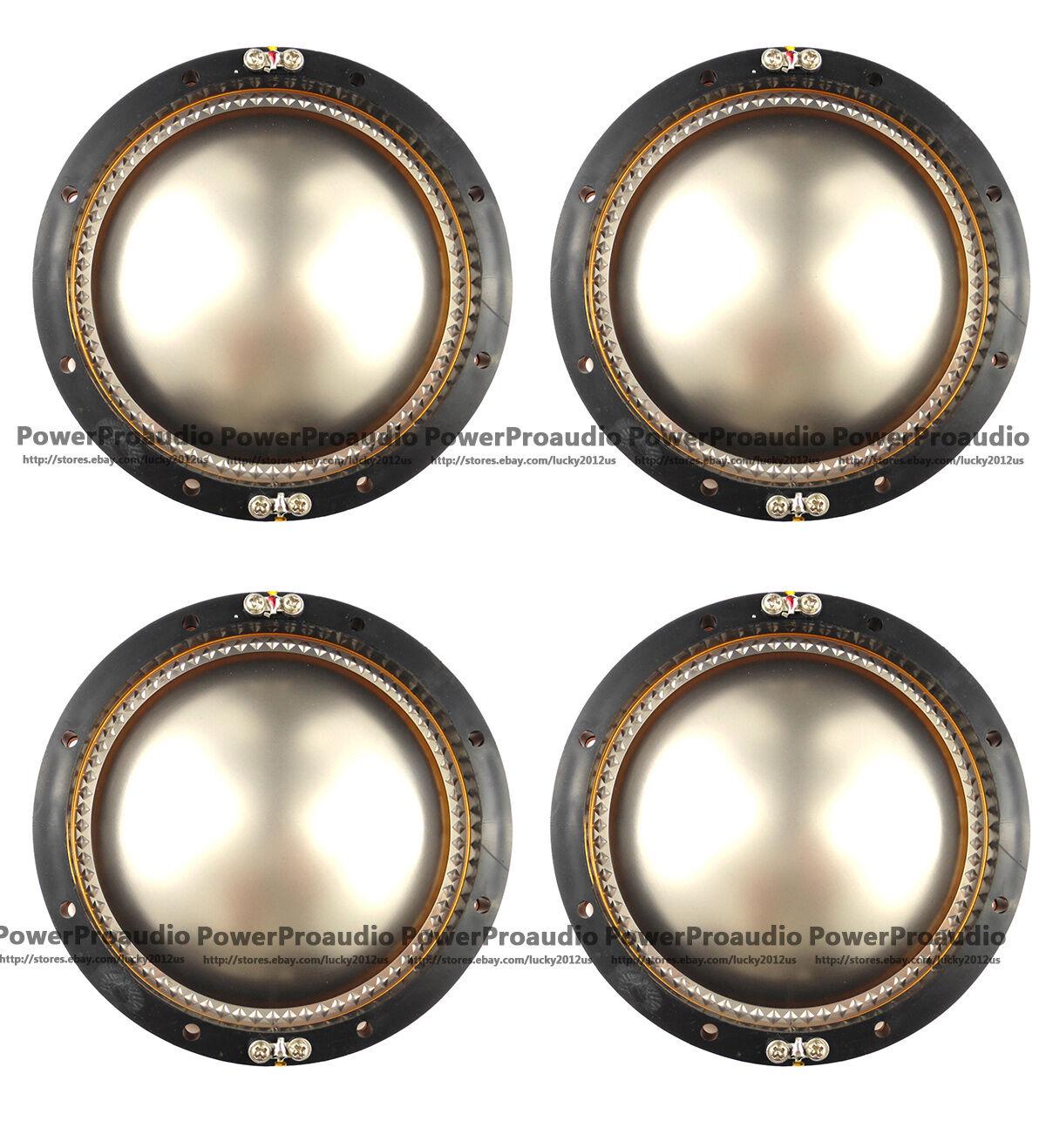 Diafragma de de de 4 un. para Horn Tweeter para DAS K8, K10, ND 8, ND 10 16 ohmios a19155