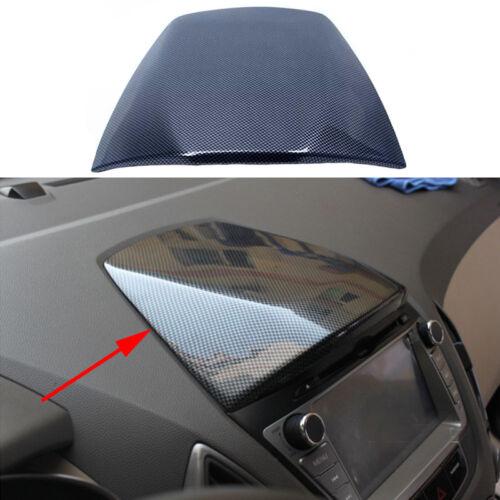Instrument Panel GPS  Decoration Cover Trim Bezel Garnish For HYUNDAI IX35 2015