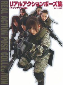 Pose-Book-Real-Action-Pose-Collection-034-Gun-action-034-Japanese-Book