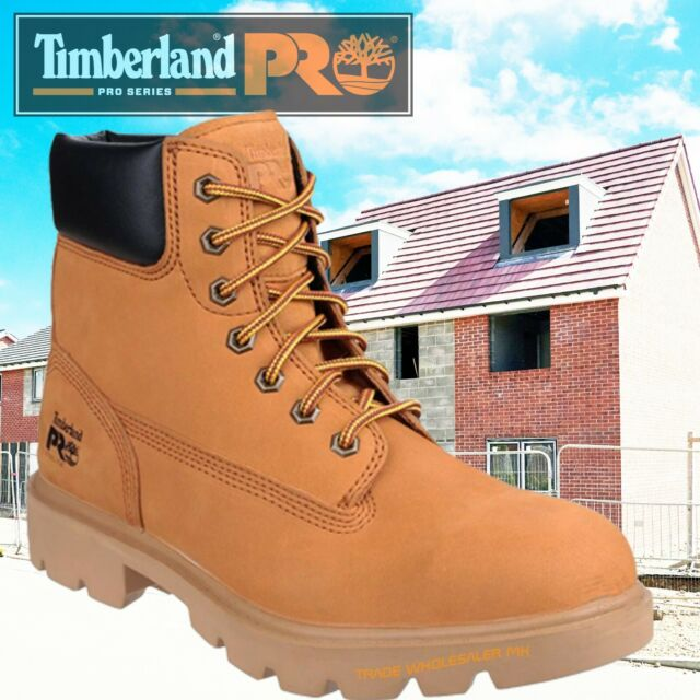 desconocido Aprendizaje También  Timberland Sawh9 Pro Sawhorse Safety BOOTS Wheat UK 9 Euro 43 for sale  online | eBay
