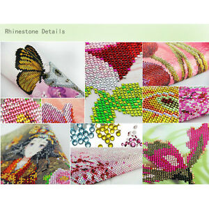 Diy 5d Unicorn Diamond Painting Cross Stitch Kit Embroidery Home Decor Craft P Ebay