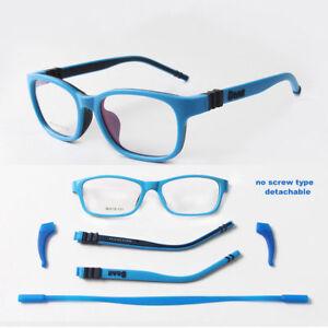 6d2e8049b9 Image is loading New-Children-Girl-Boy-Myopia-Eyeglasses-Frame-Child-