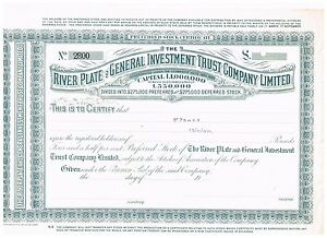 River-Plate-and-General-Investment-Trust-Co-Ltd-19xx-SPECIMEN