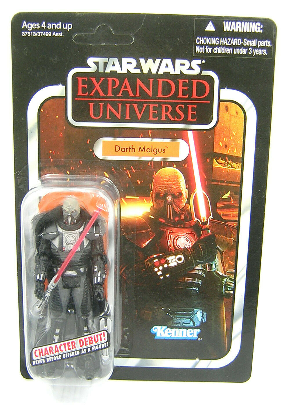 Star Wars Vintage Collection VC96 Darth Malgus Unpunched