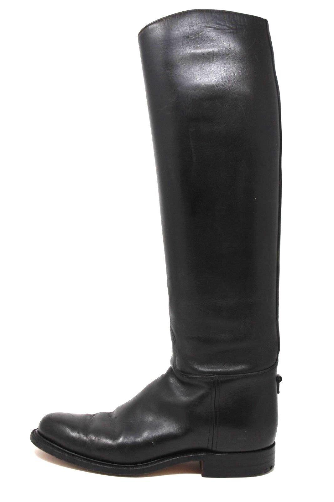 Ecuestre Equitación patrulla Dehner Dehner Dehner Básico Vestido De Piel De Becerro Negro botas De Polo Personalizado  a precios asequibles
