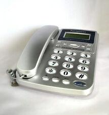 Telefono fisso da casa con tasti grandi  display vivavoce ANZIANI ufficio negozi