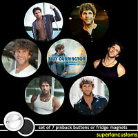 Billy Currington Set Of 7 Pinback Buttons Or Magnets Summer Forever Tour 1532