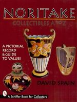 Noritake Collectibles, A To Z : A Pictorial Record And Guide To Values, Book