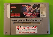 Fatal Fury Kampspiel Pal Super Nintendo SNES Modul Sammlung