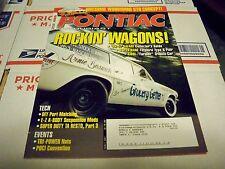 PONTIAC ENTHUSIAST VOLUME 10 NUMBER 1 2005