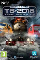 Train Simulator 2016 Brand Fast Shipping From Usa Railroad Sim
