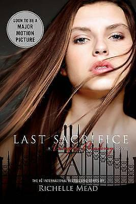Last Sacrifice by Richelle Mead (Paperback, 2011) very good condition