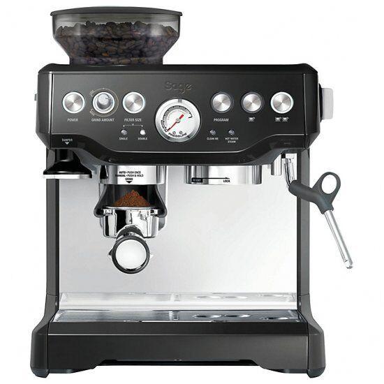 Sage The Barista Express Espresso Coffee Maker Machine BES875UK Black RRP £599