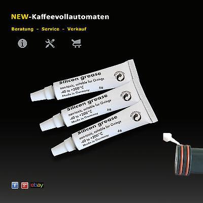 lebensmittelecht Wasserschlauch Silikon zu DeLonghi AEG etc Kaffeevollautomaten