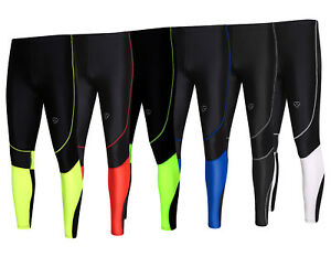 Shirt Long Armour Base Layer Running Gym Tights Mens Compression Tights Pants