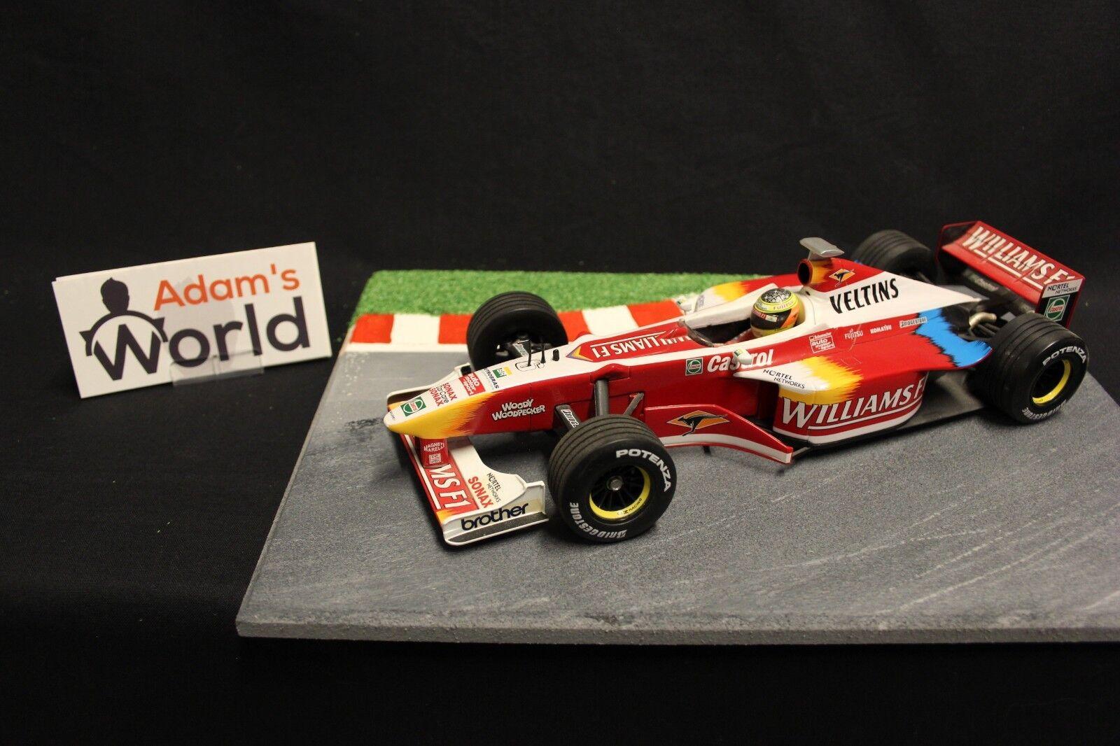 Minichamps Williams Supertec show car 1999 1:18 #6 Ralf Schumacher (GER) (F1NB)