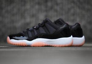 5c6e42172f459b Nike Air Jordan 11 XI Retro Low Bleached Coral Size 9.5y. 580521-013 ...