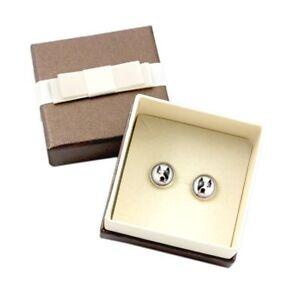 Amstaff. Pet in your ear. Earrings with box. Photojewelry. Handmade. CA - Zary, Polska - Amstaff. Pet in your ear. Earrings with box. Photojewelry. Handmade. CA - Zary, Polska