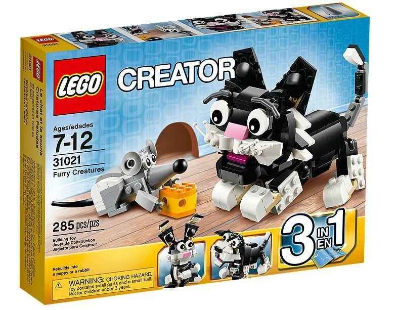 LEGO® Creator 31021 Katze und Maus NEU OVP_ Furry Creatures NEW MISB NRFB