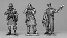 TQD GSK06 20mm Diecast WWII German Kharkov SS Command-Cameraman + O.Fuhrer Meyer