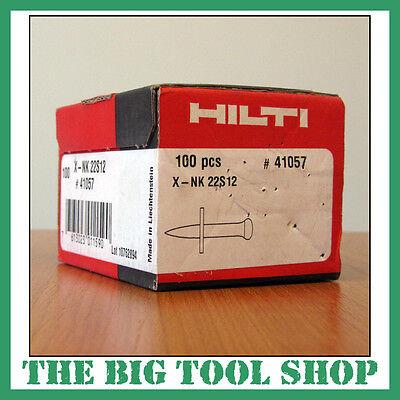 HILTI 22MM AUTENTICO CHIODI PER HILTI DX450 X-NK 22S12 41057