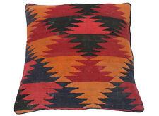 55x55 orient Kelim sitzkissen kissen bezug hülle kilim cushion Pillow Cover -101
