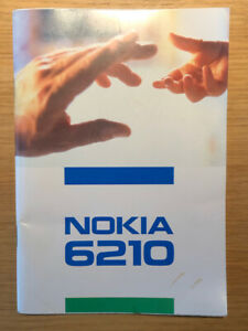 Bedienungsanleitung für Nokia 6210 Deutsch