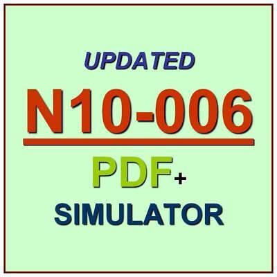 CompTIA Network Certification Test JK0-023 Exam QA PDF/&Simulator