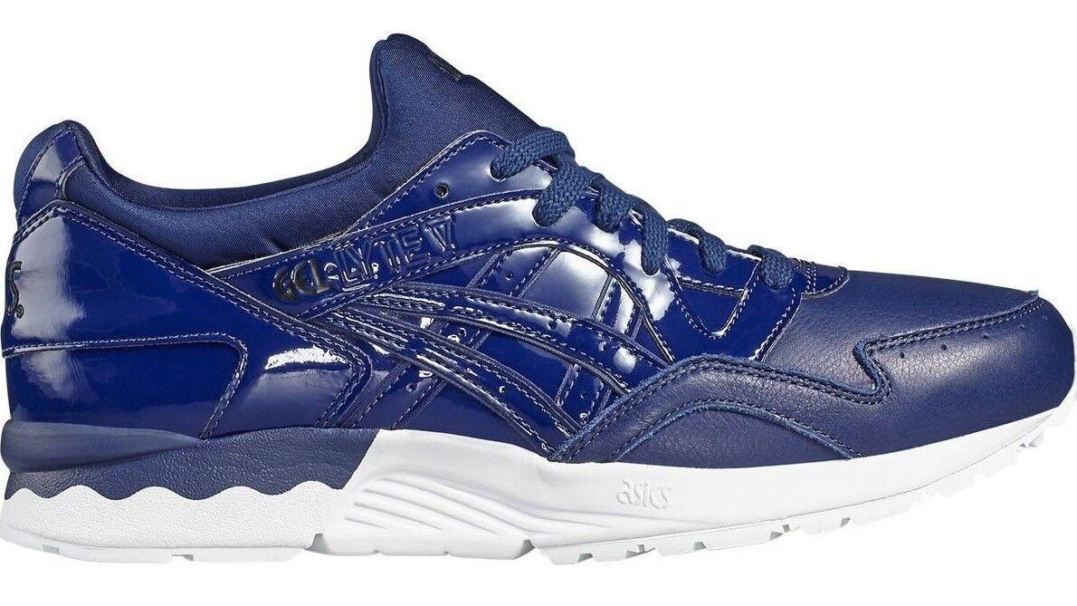 Uomo ASICS GEL-LYTE V UK Blau Trainers Sneakers Größe UK V 6  Eur 40  H731Y 4949 71fd10