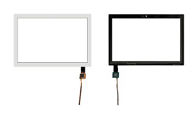 Fornito Nuovo Lenovo Tab 4 Tb-x304 Tablet Touch Screen Digitizer Lente Vetro Anteriore Bianco-