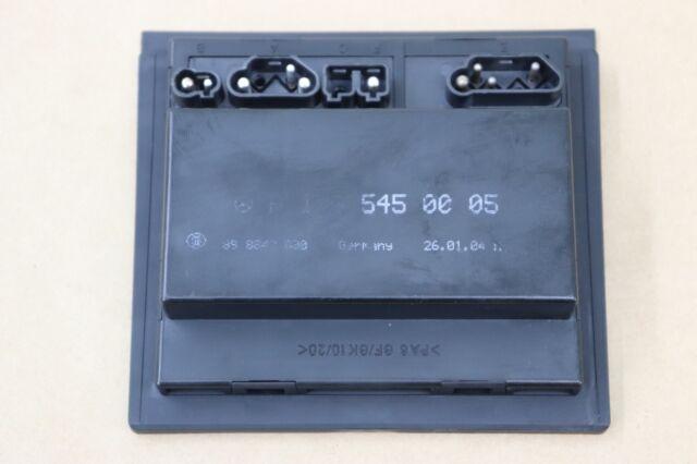 04 06 chrysler crossfire fuse relay control module unit 170545000504 06 chrysler crossfire fuse engine bar fuse relay unit module 1705450005