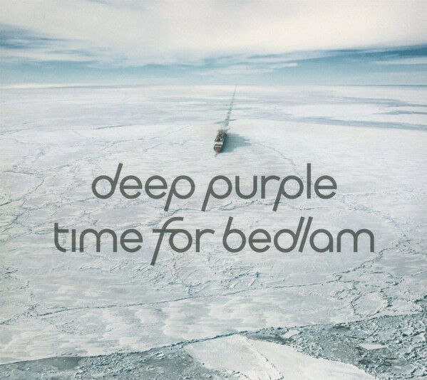 Deep Purple Time Pour Bedlam 2017 4-track CD EP Simple digipak Neuf/Scellé