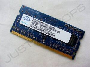 Nanya-2GB-NT2GC64B88B0NS-CG-C3-10600S-DDR3-1333Mhz-Laptop-Memory-RAM-SODIMM