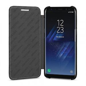 online retailer d20bc 674d4 Details about TETDED Leather Case: Samsung Galaxy S8 +PLUS - Dijon2B (LC:  Black)