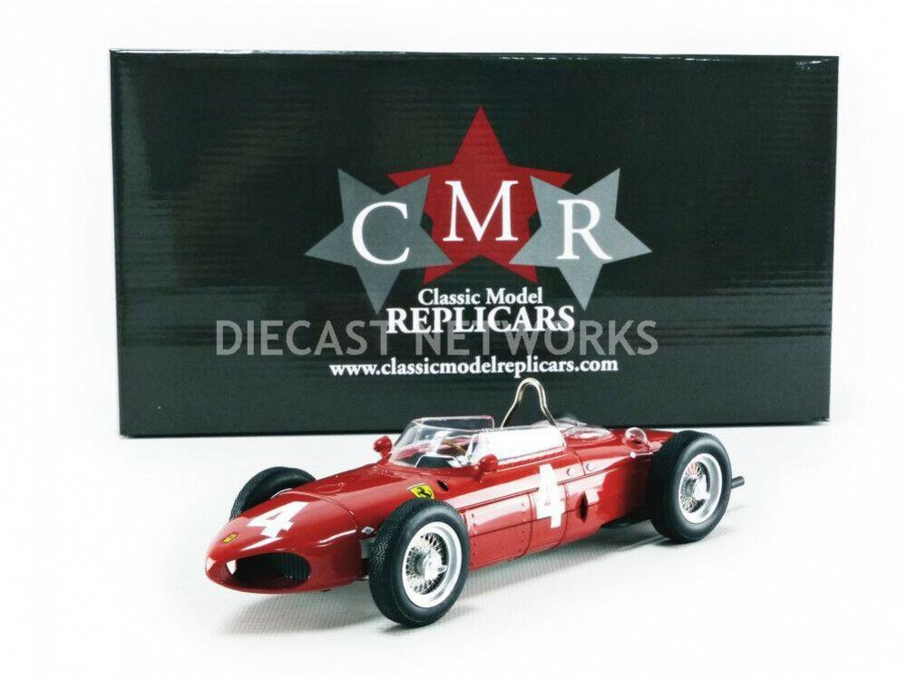 Cmr -1 18- Ferrari 156 F1 Sharknose - Belgium Gp 1961- CMR170