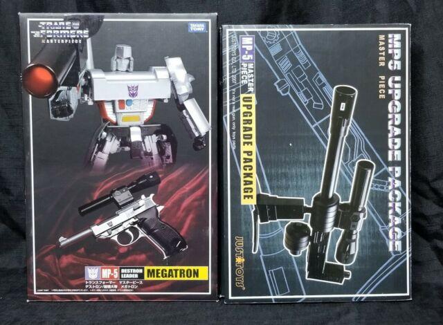 Authentic Takara Japan Transformers Masterpiece MP-05G MP5G Gold Megatron MISB