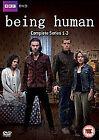 Being Human - Series 1-3 - Complete (DVD, 2011, 3-Disc Set, Box Set)