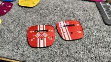 Custom Red Huret Schwinn Replacement Speedometer Face