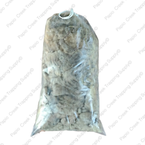 Sheep-039-s-Wool-for-Lure-Placement-and-Visual-Attractant-Ice-Bag-Size-Fur-Trapping