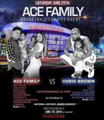ace family basketball event 2020