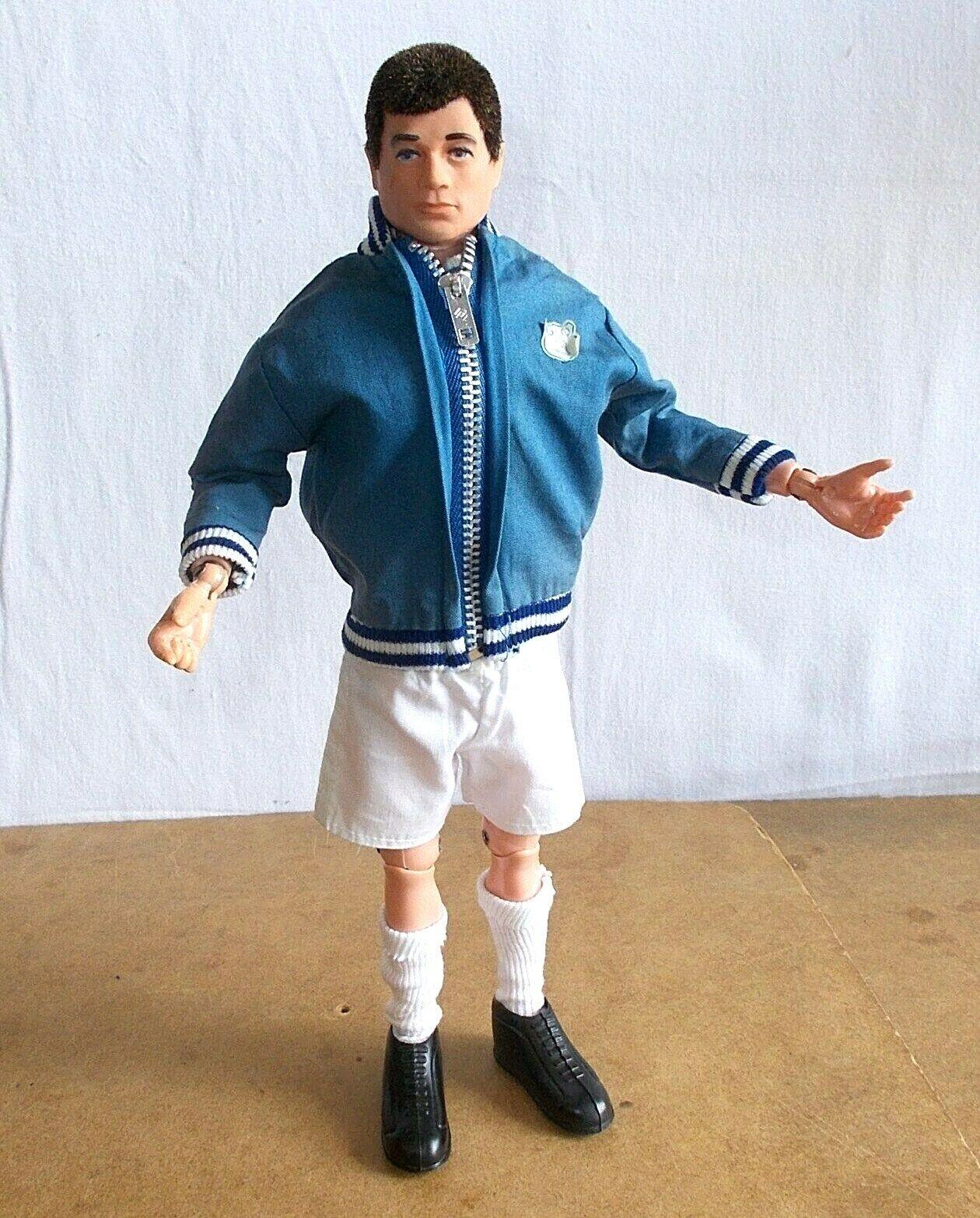 Vintage palitoy ACTION MAN vam - EGrünON FC FOOTBALLER - 70's
