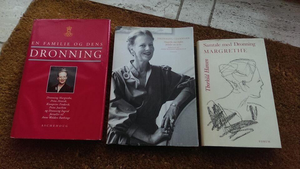 Dronning Margrethe, Thorkil Hansen, emne: anden kategori