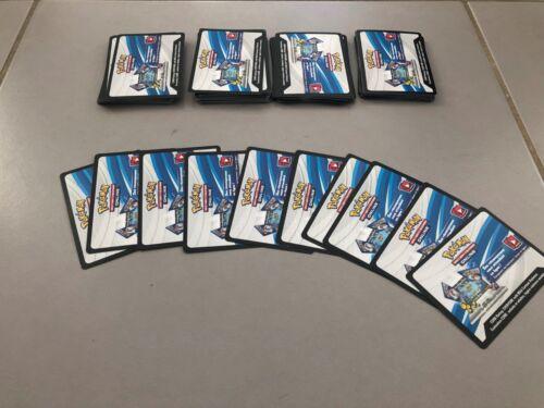 Lot de 10 Carte Pokémon JCC Online