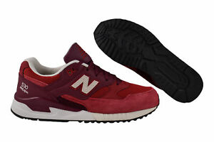 ginnastica Red rosse New Scarpe M530 Scarpe Oxb Balance da nqaaO7Yf