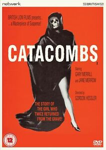 Catacombs-DVD